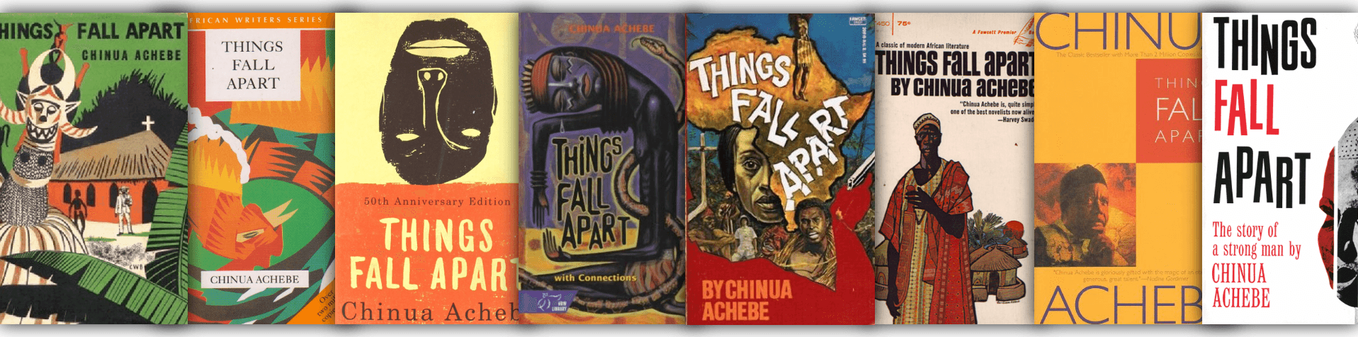 a comparison of the novels things fall apart and the second coming Things fall apart title symbolism things fall apart and the second coming achebe clearly gains the inspiration for the title of his novel, things fall apart.